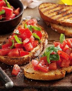 Bruschetta's tomaatsalsa