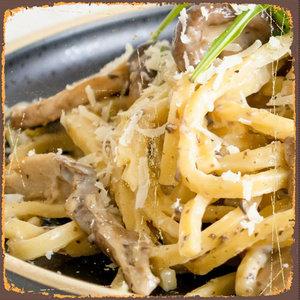 Pasta truffel